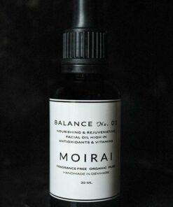 Moirai skincare blande no 1 faceoli