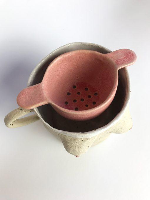 keramik si til at sætte over sin kop fra Chandini Ceramics