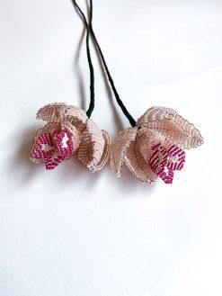 Maj Perle Lyserøde og Pinke Orkider
